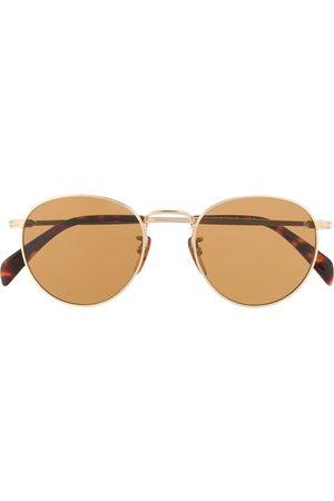 Eyewear by David Beckham 1005/S round frame sunglasses
