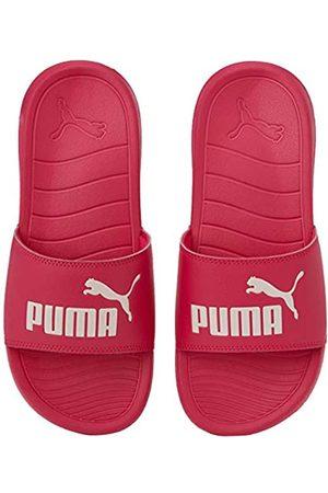 Puma Unisex Adulto Popcat 20 Zapatos de Playa y Piscina, Rosa (Bright Rose- Rosewater 05)