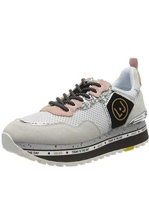 Liu Jo Women's Maxi Alexa-Running Low-Top Sneakers, ( 01111)