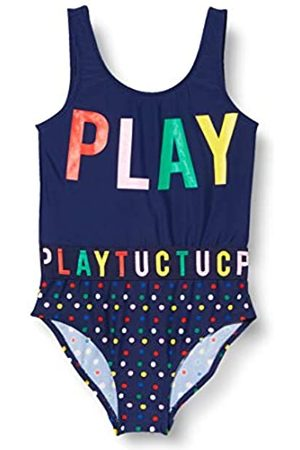 Tuc Tuc DOTS Swimsuit for Girl Player