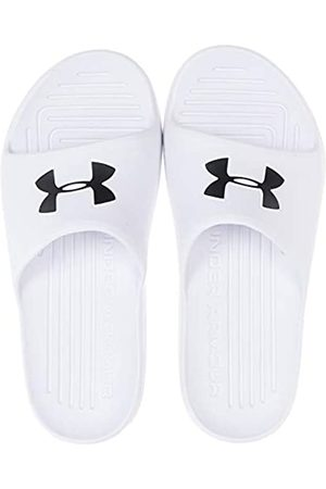 Under Armour Unisex Adults Core Pth Slides 3021286-100 Beach & Pool Shoes, ( / / (100) 100)