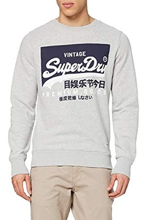 Superdry Men's Vl O Crew Sweatshirt