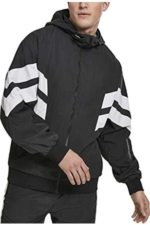 Urban classics Urban Classic Men's Crinkle Panel Track Jacket