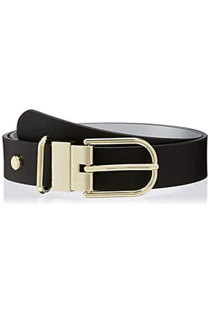 Tommy Hilfiger Women's New Fancy Reversible Belt 3.0