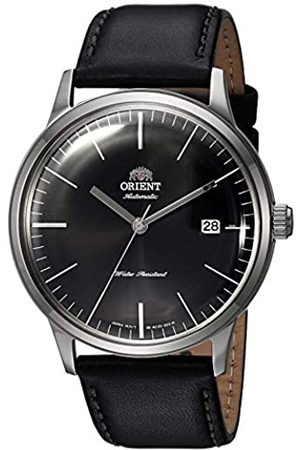 Orient Unisex Adult Analogue Automatic Watch with Leather Strap FAC0000DB0