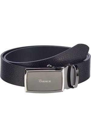 Atelier GARDEUR Men'S Belt - - Schwarz (Schwarz) - 95 Cm (Brand Size: Herstellergröße: 95)
