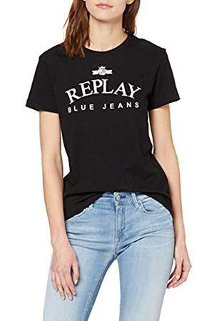 Replay Women's W3310 .000.20994 T-Shirt