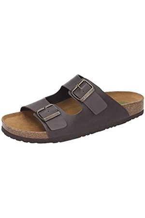 Dr. Brinkmann Men's Clogs and Mules (mocha)