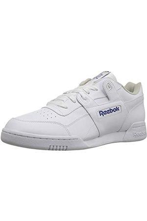 Reebok Men's Workout Plus Low-Top Sneakers, ( /Royal)