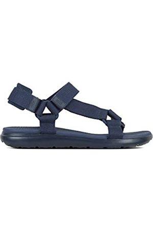 Fitflop Men's Trailstar Open Toe Sandals, (Midnight Navy 399)