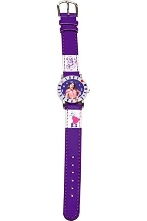 Disney Joy Toy 117014 Pink Violetta Analog Watch in Blister Pack