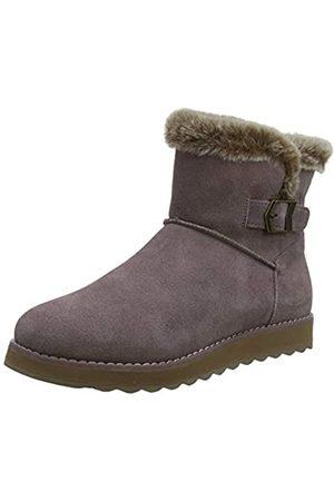 Skechers KEEPSAKES 2.0, Women Ankle Boots, (Mauve Suede Mve)
