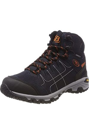 Bruetting Unisex Adults' Mount Shasta High Rise Hiking Shoes, (Marine/ Marine/ )