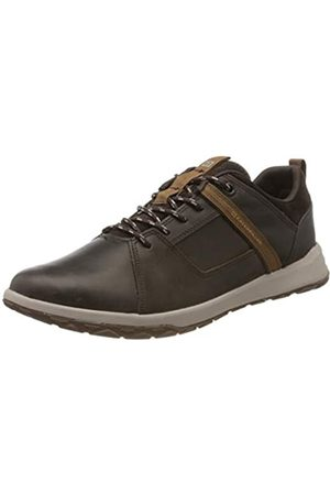 Cat Footwear Men's Quest MOD Trainers, (Coffee Bean Dark )