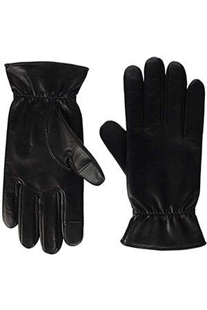 Calvin Klein Men's Leather Gloves Giftpack