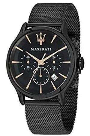 Maserati Men's Watch, Epoca Collection, Quartz Movement, Chronograph