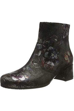 Semler Women's Mira Ankle Boots, (Schwarz 001)