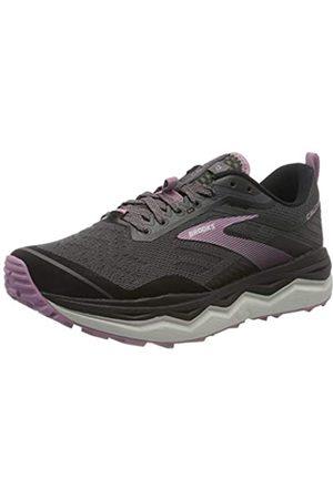 Brooks Women's Caldera 4 Running Shoe, /Gray/Valerian