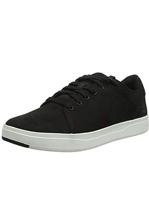 Timberland Men's Davis Square Lace to Toe Oxford Low-top Sneakers, ( Nubuck)