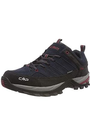 CMP Rigel Low, Men's Low Rise Hiking Low Rise Hiking Boots, Grau (Asphalt-syrah 62bn)