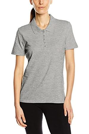 Stedman Apparel Women's Hanna Plain Short Sleeve Polo Shirt