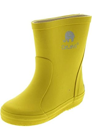 CeLaVi Unisex Kids' Basic Wellies Rain Boot