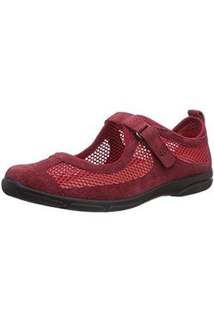 Romika Traveler 02, Womens Low-Top Sneaker, - Rot (rot 400)