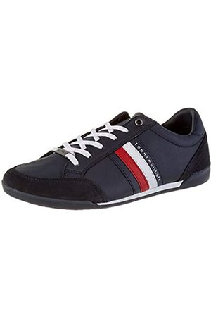 Tommy Hilfiger Men's Corporate Material Mix Cupsole Low-Top Sneakers