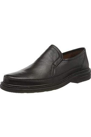 Sioux Michael 25970 Men's Loafers, (Schwarz)