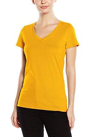 Stedman Apparel Women's Janet V-Neck/ST9310 Premium Regular Fit Short Sleeve T-Shirt