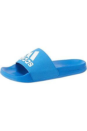 adidas Men's Adilette Shower Slide Sandal, True /Cloud /True