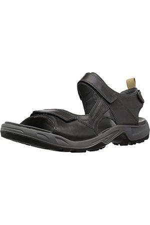 ECCO Men's Offroad Open Toe Sandals, (Moonless 51196)