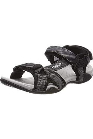 CMP – F.lli Campagnolo CMP Hamal, Men's Ankle-Strap Ankle Strap Sandals, (Nero U901)