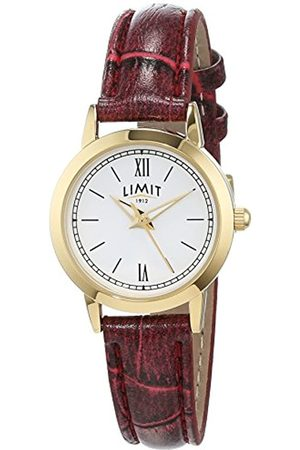 Limit Women's Quartz Watch with Dial Analogue Display and PU Strap 6978.35
