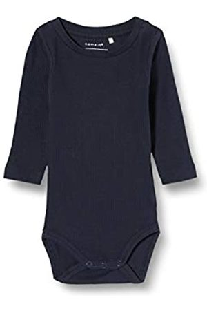 Name It Baby Boys' Nbmgalimo Ls Body Noos Footies