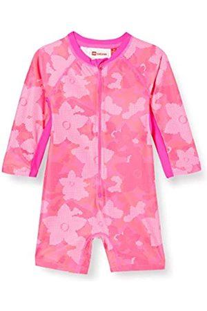 Lego Wear Baby Girls' Lwangela Uv Einteiler Lsf 50 Plus Swim Shirt