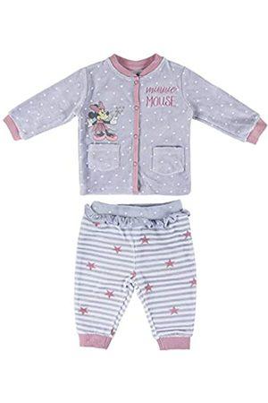CERDA ARTESANIA Baby Girls' Conjunto 2 Piezas Minnie Clothing Set