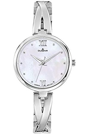 DUGENA Women's Analogue Quartz Watch with Stainless Steel Strap 4460667