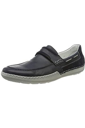 Josef Seibel Men's Fernando 04 Loafers, (Dunkelblau 505)
