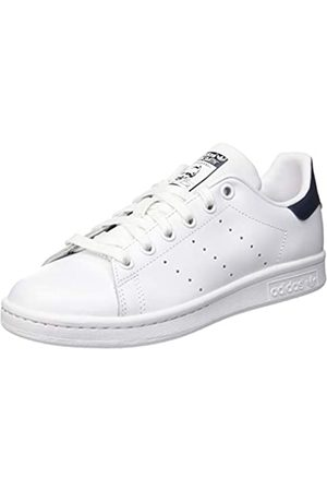 adidas Adidas Unisex Adults' Stan Smith Basketball Shoes, (Core /Running /New Navy)
