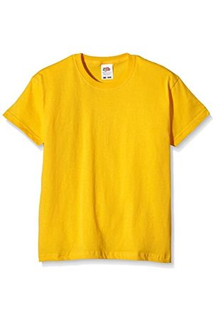 Fruit Of The Loom Unisex Kids Original Crew Neck Short Sleeve T-Shirt