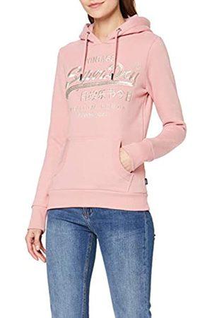 Superdry Women's Premium Goods Luxe Emb Entry Hood Hoodie