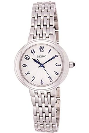 Seiko Womens Analogue Quartz Watch with Stainless Steel Strap SRZ505P1