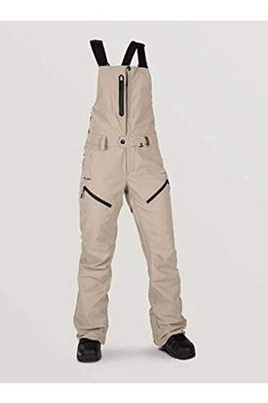 Volcom Women's Elm Gore-tex Bib Overall Snowpant - - Small