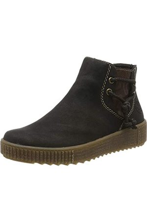 Rieker Women's Herbst/Winter Chelsea Boots, (Schwarz/ / 00 00)