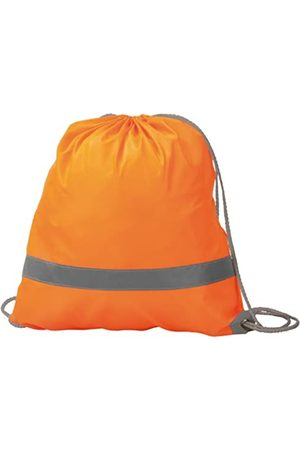 eBuyGB Pack of 50 High Visibility Reflective Drawstring Rucksack Casual Daypack
