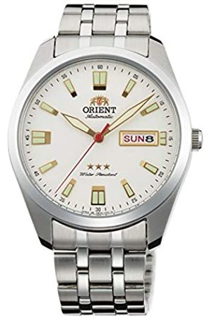 Orient Unisex Adult Analogue Automatic Watch with Stainless Steel Strap RA-AB0020S19B