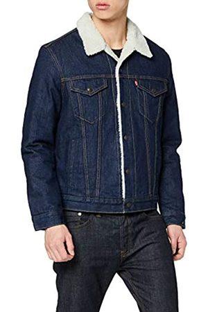 Levi's Men's Type 3 Sherpa Denim Jacket