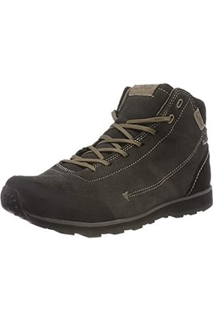 CMP Elettra Mid, Unisex Adults' High Rise Hiking High Rise Hiking Boots, (Jungle U940)
