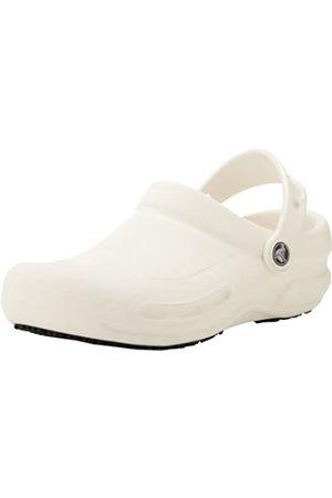 Crocs Unisex-Adult's Bistro Clog, Slip Resistant Comfort Slip On, Lightweight Nursing or Chef Shoe, 5 Women / 4 UK Men